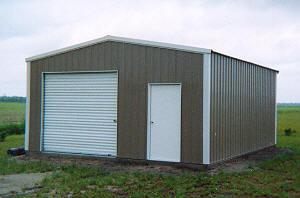 No Overhang Building