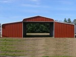 rounded roof barn style